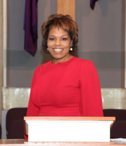 Reverend Shetika Oglesby-Phelps